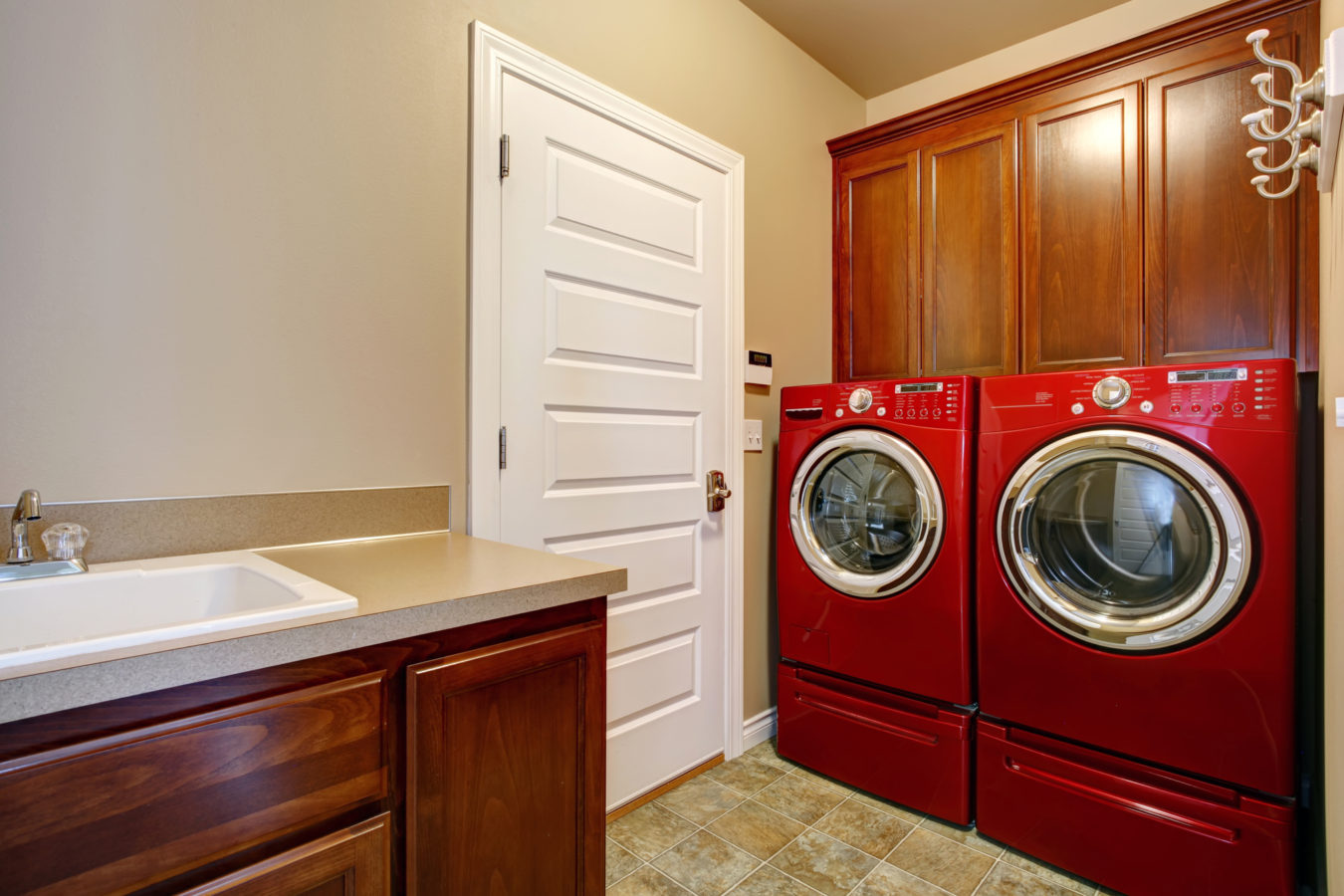 how to make a laundry room more functional