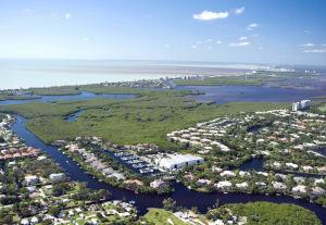 Bonita Springs Florida Arial