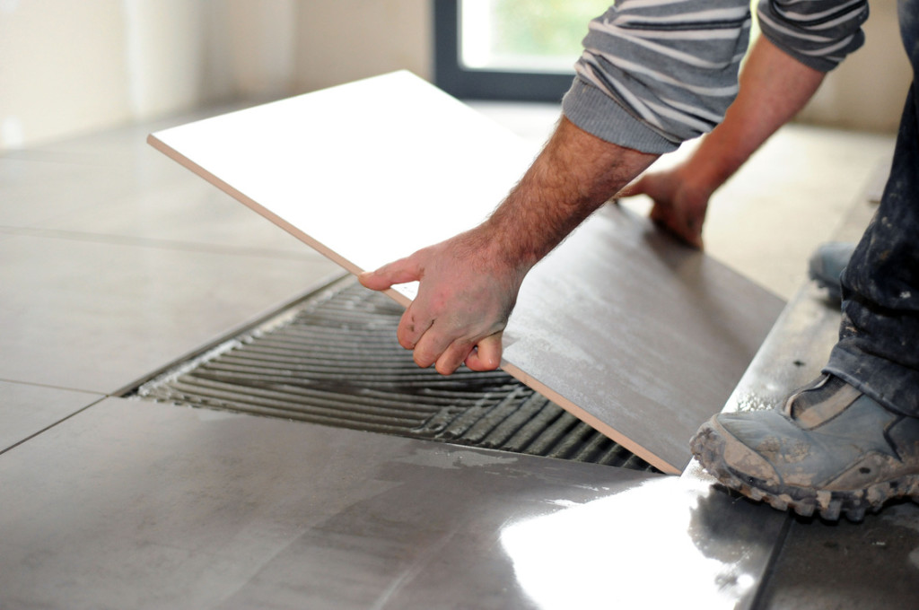 Choosing The Right Flooring Tile Sposen Homes