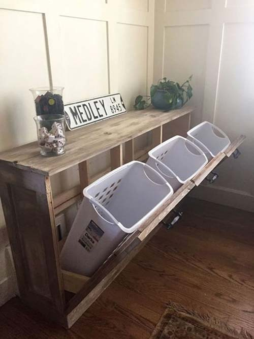 10 Ideas For Making Small Laundry Es More Functional
