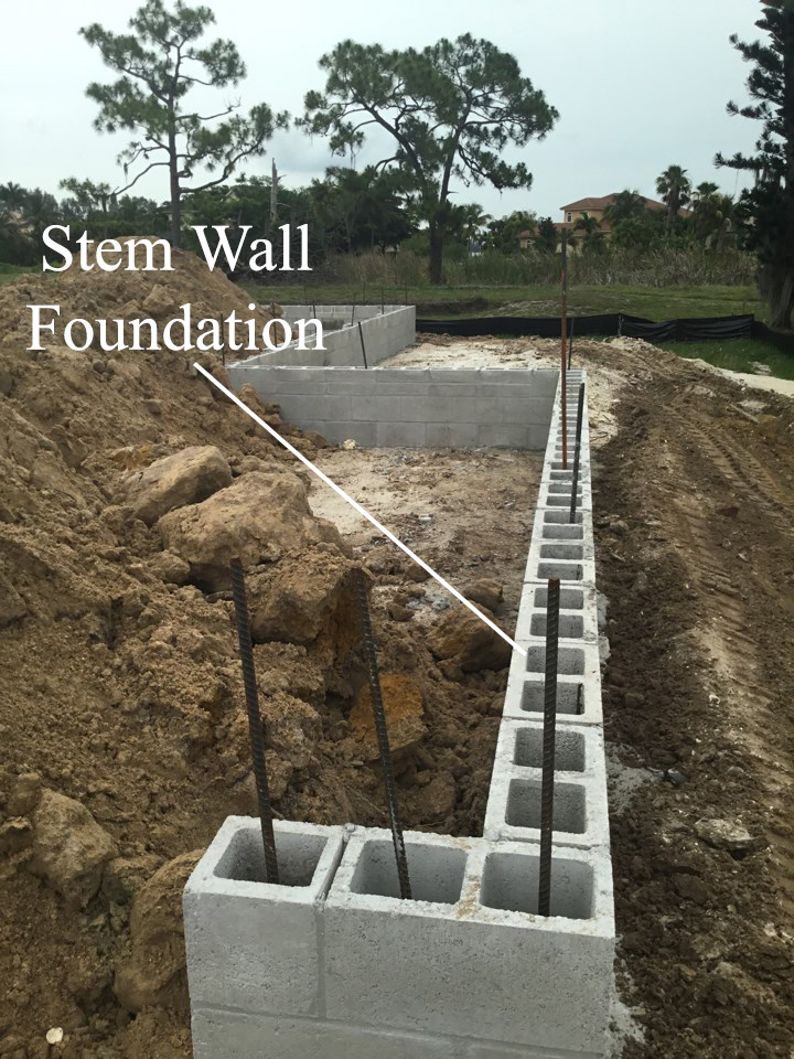 Differences Between Stem Wall Monolithic Foundations Sposen Homes